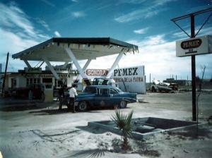 Foto historica Gasolinera 2